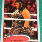 KHARMA - 2012 Topps WWE Blue Bordered Parallel #33 AWSOME KONG