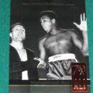 Muhammad Ali - 2011 Leaf Metal 70th Birthday Commemorative SP - Card #87