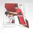 2015 Immaculate Pitchers Materials Prime Jersey Patch Archie Bradley #/25