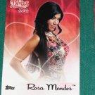 ROSA MENDES - 2012 Topps WWE Divas Class of 2012 #14