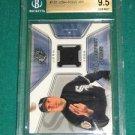 2001 SPx Josh Fogg Jersey Rookie Card BGS 9.5