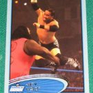 JEY USO - 2012 Topps WWE Blue Bordered Parallel #18