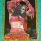NAOMI - 2012 Topps WWE GOLD Foil Parallel #27