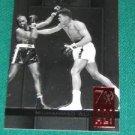 Muhammad Ali - 2011 Leaf Metal 70th Birthday Commemorative SP - Card #90