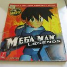 Mega Man Legends Playstation Prima's Official Strategy Guide