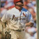 Mark McGwire 1999 SP Authentic Home Run Chronicles #HR70