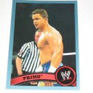 PRIMO - 2011 Topps WWE Blue #7 - #0630 of 2011 made