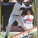 Ken Griffey Jr 1993 Leaf Gold All-Stars & Marquis Grissom