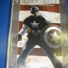 Captain America The Chosen (2007) #3 - Marvel Comics