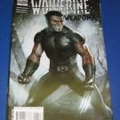 Wolverine Weapon X (2009) #4 Variant Cover - Marvel Comics