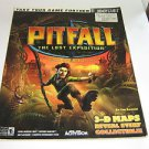 Pitfall The Lost Expedition Official Strategy Guide