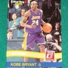 2010-11 Panini Starting 5 PROMO Kobe Bryant #KB