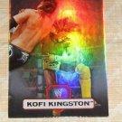 KOFI KINGSTON - 2010 Topps Platinum WWE Rainbow #59