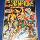 The Champions (1975 Marvel) #10 - Marvel Comics