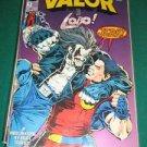 Valor (1992) #4 - DC Comics - Lobo