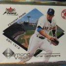 Nomar Garciaparra 2001 Fleer Focus Diamond Vision