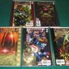 Ultimate Extinction (2006) #1-5 - Complete Full Run Set - Marvel Comics