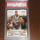 2009-10 Prestige Bonus Shots Orange Stephen Curry Rookie Card #/300 - PSA 8