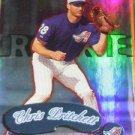 1999 Fleer Mystique Prospects Chris Pritchett #1221 of 2999 made