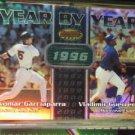 Nomar Garciaparra & Vladimir Guerrero 2000 Bowman's Best Year by Year