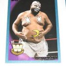 KAMALA - 2010 Topps WWE Blue #105 - #0743 of 2010 made