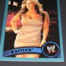 KAITLYN - 2011 Topps WWE Blue #55 - #0800 of 2011 made