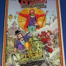 Remarkable Worlds of Phineas B. Fuddle (2000) #1 - Paradox Press Comics