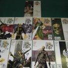 Immortal Iron Fist (2006) #1-9 - Complete Full Run Set - Marvel Comics