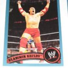VLADIMIR KOZLOV - 2011 Topps WWE Blue #43 - #0023 of 2011 made