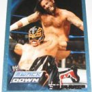 CM PUNK - 2010 Topps WWE Blue #36 - #1045 of 2010 made