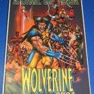 Official Handbook Marvel Universe Wolverine (2004) #1 - Marvel Comics