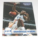 1993 Kenner Starting Lineup Card Shaquille O'Neal