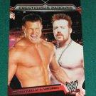 DOLPH ZIGGLER & SHEAMUS - 2011 Topps WWE Prestigious Pairings #12