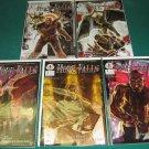 Hope Falls (2007) #1-5 - Complete Full Run Set - Markosia Comics