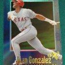 Juan Gonzalez 1997 E-X 2000
