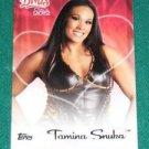 TAMINA SNUKA - 2012 Topps WWE Divas Class of 2012 #15