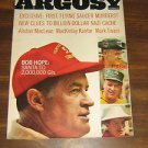 Argosy Magazine (December 1967) Bob Hope / Richard Petty #43 STP