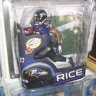 RAY RICE - Mcfarlane Sports NFL Series 32 Figure