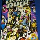 Destroyer Duck (1982) #4 - Eclipse Comics