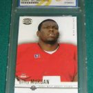 2001 Pacific Dynagon Quincy Morgan Rookie Card *WCG Gem Mint 10* Graded