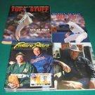 Nolan Ryan Beckett & More Baseball Magazine Collection Lot of 12