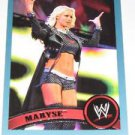 MARYSE - 2011 Topps WWE Blue #66 - #1659 of 2011 made