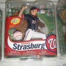 STEPHEN STRASBURG - Mcfarlane Sports MLB Series 31 Figure - Washington Nationals