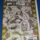 """Ultimate Fantastic Four (2004) #30 """"ZOMBIE"""" Variant Sketch Cover - Marvel"""