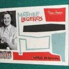 2011 Panini Americana Matinee Legends Ingrid Bergman