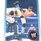 JUSTIN GABRIEL - 2011 Topps WWE Blue #8 - #0517 of 2011 made