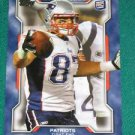 ROB GRONKOWSKI - 2010 Topps Rookie of the Week Redemption Rookie Card