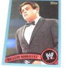 RICARDO RODRIGUEZ - 2011 Topps WWE Blue #39 - #1961 of 2011 made