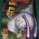 Morbid Myths TPB (2008) #1 - Alterna Comics - Signed by Artist Dwayne Biddix