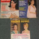 Collection of 4 - Vintage 1960s-70s Elizabeth Taylor Magazines LIFE, SCREEN